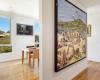 艺术家LydiaCiconte出售她的布莱顿顶层公寓