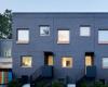 房产信息:Naturehumaine为蒙特利尔住宅创建精简的外墙