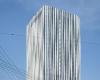 房产信息:go研吾为Soho China的褶皱铝制上海塔装扮