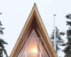 斯科特在惠斯勒为滑雪家庭建造了一个山坡小屋