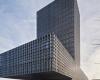 这座卢森堡大学的多功能建筑与一座18层的塔楼相结合