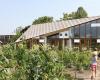 SLA局的环境学习中心展示了可持续的建筑方法