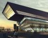 维也纳ZahaHadidArchitects图书馆和学习中心