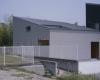 Horizonte Associates最近的其他项目包括一侧扭曲的房屋储物空间
