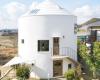 千原田的房子是由StudioVelocity在日本爱知县另一所房子的花园里设计的