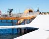 丹麦公司JDS建筑师事务所和克拉拉建筑事务所在哥本哈根建造了一个多功能码头