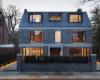 楼梯、秋千和材料细节为海格特之家增添了风格
