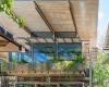 建筑公司StudioSaxe为哥斯达黎加的一家酒店设计了这个体育综合体