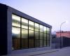 建筑俱乐部为雕塑家莫妮卡·索斯诺·斯卡曲风建造混凝土工作室